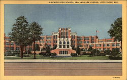 Senior High School at 14th & Park Avenue