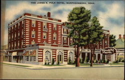 The James K Polk Hotel