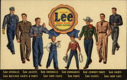 Lee Work Clothes