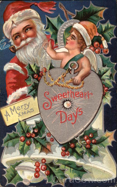 A Merry Xmas, Sweetheart Days Santa Claus