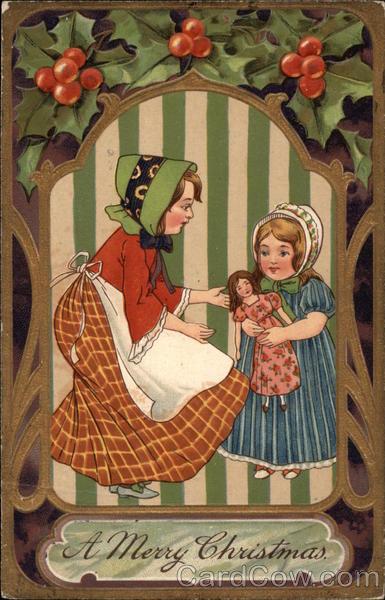 A Merry Christmas Children