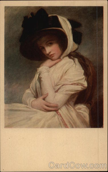 Emma, Lady Hamilton by George Romsey Art
