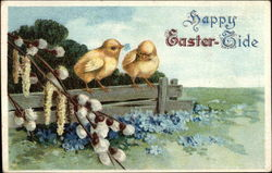 Happy Easter-Tide