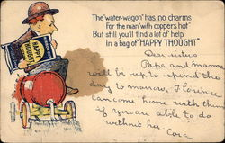 The Water-Wagon has no Charms For the Man With Coppers Hot But Still You'll Find a Lot of Help