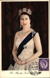 Photograph of Her Majesty Queen Elizabeth II
