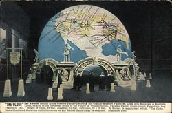 Palace of Transportation - The Globe