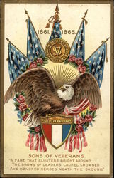 Sons of Veterans, 1861-1865, A Fame that Clusters Bright Around