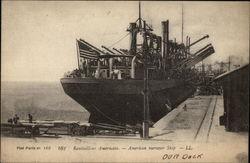 American Surveyor Ship