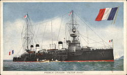 "French Cruiser-""Victor Hugo"""