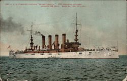 "Armored Cruiser ""PENNSYLVANIA"""