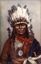 A Red Indian