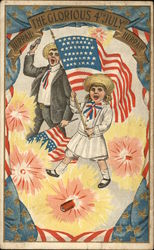 Hurrah! The Glorious 4th July Hurrah!