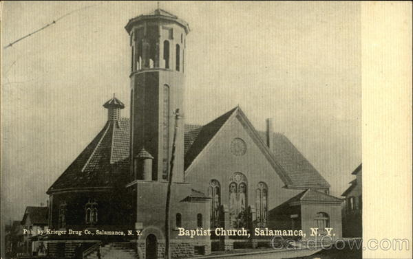Baptist Church Salamanca New York