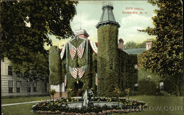 City Hall Dunkirk New York