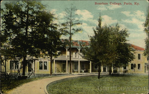Bourbon College Paris Kentucky