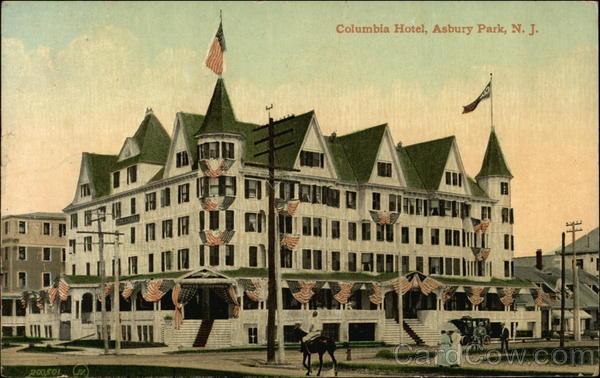 columbia hotel asbury park nj. Black Bedroom Furniture Sets. Home Design Ideas