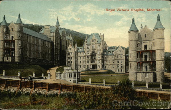 Royal Victoria Hospital Montreal Canada Misc. Canada