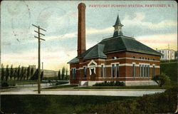 Pawtucket Pumpling Station