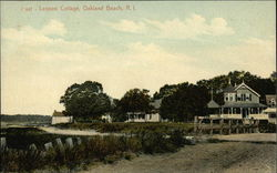 Lannon Cottage Postcard