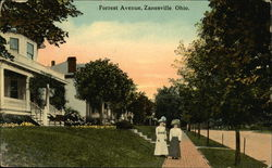 Forrest Avenue