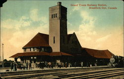 Grand Trunk Railway Station
