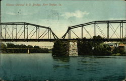 Illinois Central R. R. Bridge