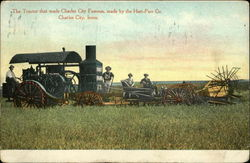 The Tractor that made Charles City Famous
