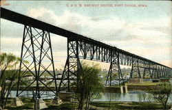 C. & G. W. Railway Bridge