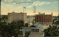 Hotel Lawrence and Y.M.C.A