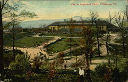 Zoo in Highland Park
