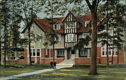 University of Michigan - Delta Upsilon House