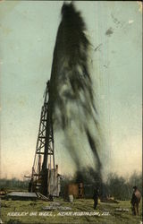 Keeley Oil Well