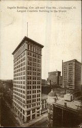 Ingalls Building, Cor. 4th and Vine Sts