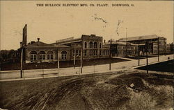 The Bullock Electric Mfg. Co. Plant