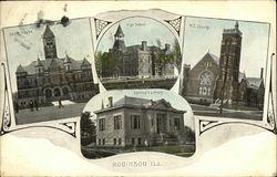 Views of Robinson