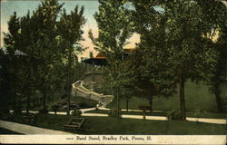 Bradley Park - Band Stand