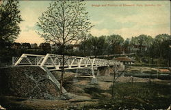 Bridge and Pavilion at Ellsworth Park
