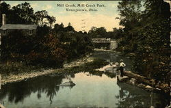 Mill Creek, Mill Creek Park