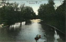 On the Conewaogo Postcard