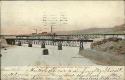 El Paso Smeier and Railroad Bridge