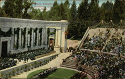 University of California Berkeley - Greek Theater