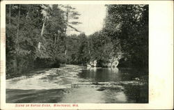 Scene on Rapids River