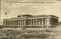 Syracuse University - The New York State College of Forestry
