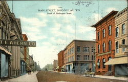 Main Street, South of Sheboygan Street
