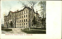 Seminary of St. Francis of Sales Postcard
