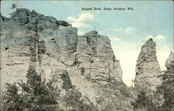Ragged Rock, Camp Douglas