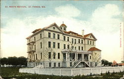 St. Mary's Institute Postcard