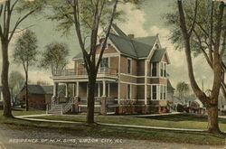 Residence of W. H. Sims