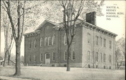 Mattie A. Keeney School Biuilding
