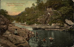 Rapids Swimming Pool, Cloudland Park Club